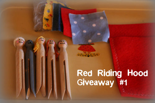 Red Riding Giveaway 1