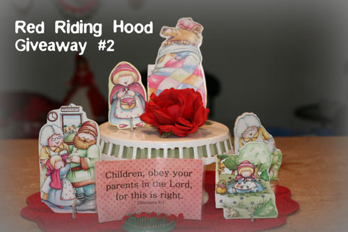 Red Riding Giveway 2