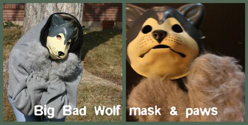 Big bad wolf giveaway