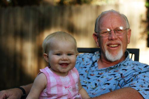 Papa and Beth
