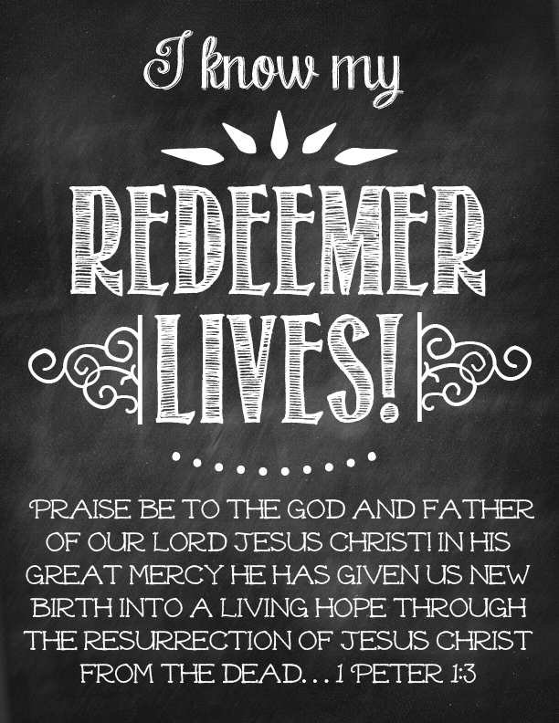 Myredeemerlives