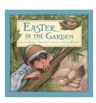 Easter in the garden