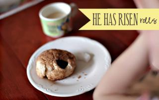 He Has Risen Rolls