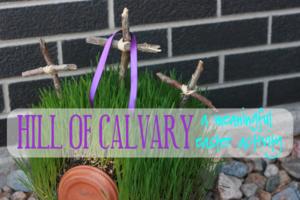 Hill of Calvary tutorial